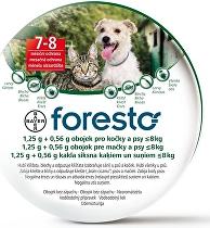 Foresto 38 obojek pro kočky a malé psy 1ks + svítící přívěšek zdarma