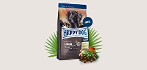 Happy Dog Supreme Sensible CANADA los,král,jehn 1kg