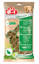Pochoutka 8in1 Minis rabbit & herbs