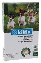 Kiltix 38 obojek (malý pes) 1ks + ponožky zdarma (do vyprodání)