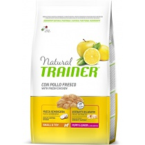Trainer Natural Small Toy Puppy Junior Kuře 2kg