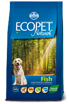 Ecopet Natural Adult Fish 12kg