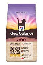 Hill's Feline Ideal B. Adult NO GRAIN Kuře bram 1,5kg