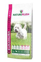 Eukanuba Dog Nature Plus+ Adult Small froz Lamb 14kg