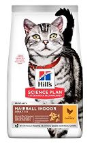 "Hill's Fel. Dry Adult""HBC for indoor cats""Chicken 10kg"