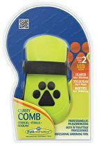 FURminator kartáč masážní Curry Comb pro psy 1ks