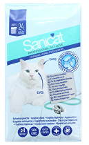 SANICAT ubrousky hygienické na oči a uši 24ks
