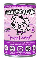 BARKING HEADS Puppy Days konz. 400g new
