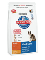 Hill's Feline  Dry Oral Care 1,5kg