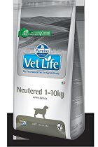 Vet Life Natural DOG Neutered >10kg 12kg