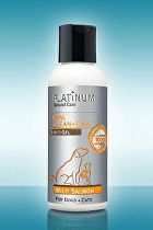 Platinum Natural Oral clean+care Gel salmon 120ml