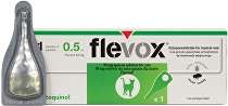 Flevox Spot-On Cat 50mg sol 1x0,5ml