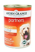 Arden Grange Partners Dog Chicken konz.  395g