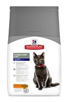 Hill's Fel. Dry Mat Adult7+Sterilised Cat Chicken 10kg