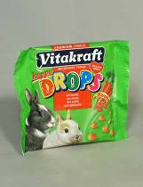 Vitakraft Rodent Rabbit poch. Drops Happy 40g