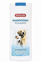 Šampon na bílou srst pro psy ZOLUX 250ml