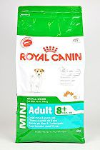 Royal canin Kom. Mini Adult/Mature 8+ 2kg