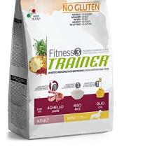Trainer Fitness Adult Mini No Gluten Lamb Rice 7,5kg