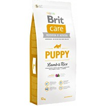 Brit Care Dog Puppy Lamb & Rice 12kg + Doprava zdarma + 3 Kg zdarma, do vyprodání