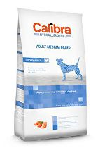 Calibra Dog HA Adult Medium Breed Chicken 14kg NEW + Doprava zdarma