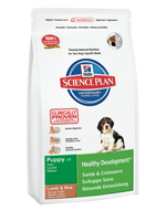 Hill's Canine  Dry Puppy Growth Lamb&Rice 3kg