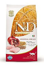 N&D Low Grain CAT Adult Chicken & Pomegranate 1,5kg