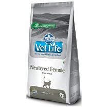 Vet Life Natural CAT Neutered Female 10kg