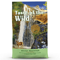 Taste of the Wild kočka Rocky Mountain Feline 6,6 kg