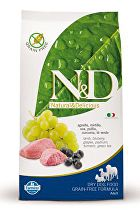 N&D Grain Free DOG Adult Lamb & Blueberry 12kg