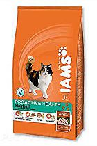Iams Cat Hairball Control rich in Chicken 2,55kg