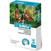 Kiltix 53 obojek (střední pes) 1ks + ponožky zdarma (do vyprodání)