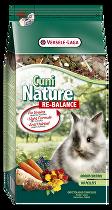 Versele Laga Krmivo pro králíky Cuni Nature Rebalance 2,5kg