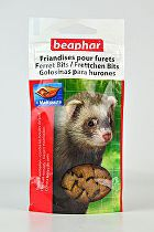 Beaphar pochoutka Ferret Bits malt pro fretky 35g