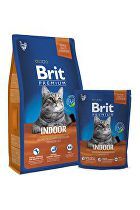 Brit Premium Cat Indoor 300g