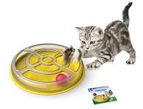 Hračka kočka Vertigo