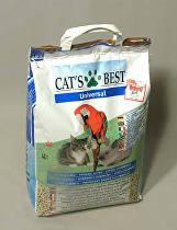 Podestýlka Cats Best Universal dřevité granule 10l