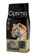 Optima Nova Cat Adult chicken & rice 8kg