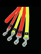 Vodítko nylon ART SportivT.reflex 200/20 Žlutý KAR 1ks