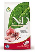 N&D Grain Free DOG Adult Mini Chicken&Pomegranat 2,5kg