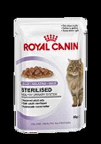 Royal canin Kom. Feline Sterilised kaps v želé 85g