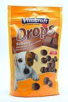 Vitakraft Dog pochoutka Drops Choco 200g