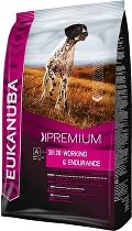 Eukanuba Dog Adult PP Working&Endurance 3kg