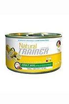 Trainer konzerva Natural Adult Mini Chicken Aloe 150g