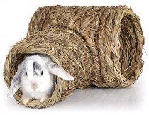 Tommi Tunel trávní králík 43x29x24 cm