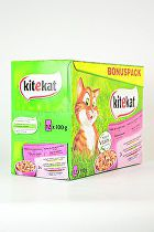Kitekat kapsa Mix menu 12x100g