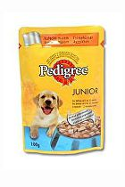 Pedigree kapsa Junior 12pack 100g