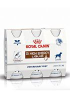 Royal Canin VD Canine Gastro Intestinal HE Liq 3x200ml