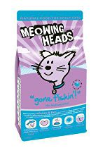 MEOWING HEADS Gone Fishing 1.5kg