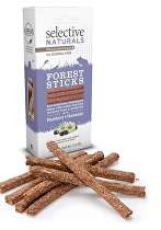 Supreme Selective snack Naturals Forest Sticks 60