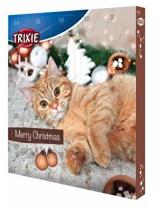 Vánoční Adventní kalendář pro kočky 370g TR*